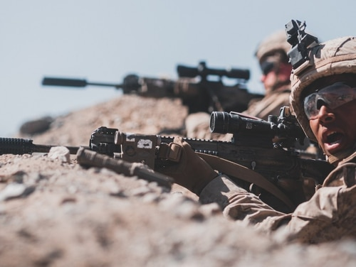 Is it the end of Marine infantry as you know it? (Lance Cpl. Colton Brownlee/Marine Corps)