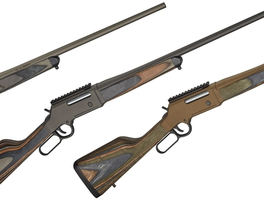 Henry's latest promotion lets shooters vote on which of these three rifles the company should produce next.