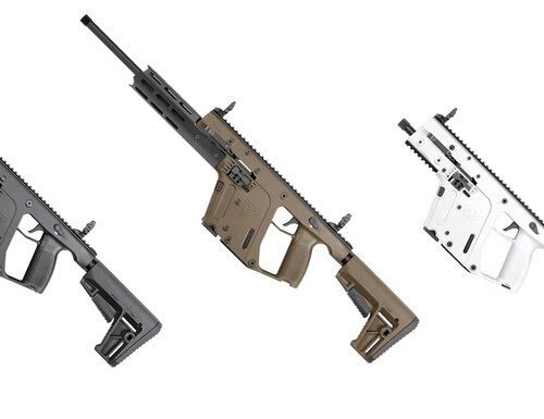New 22 Vector from Kriss USA