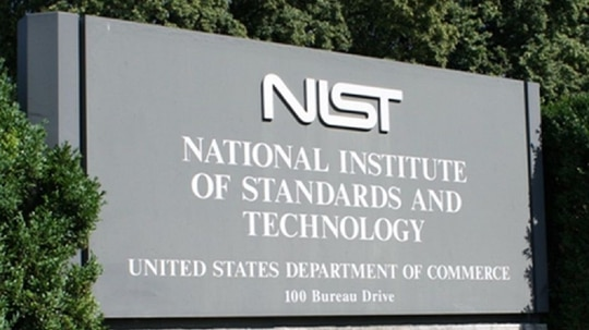 The NIST guidelines are at the center of a debate about how — and if — the United States government and American businesses can protect sensitive data (file)