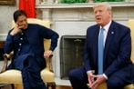 Pakistan PM says he'll work with US on Afghanistan accord