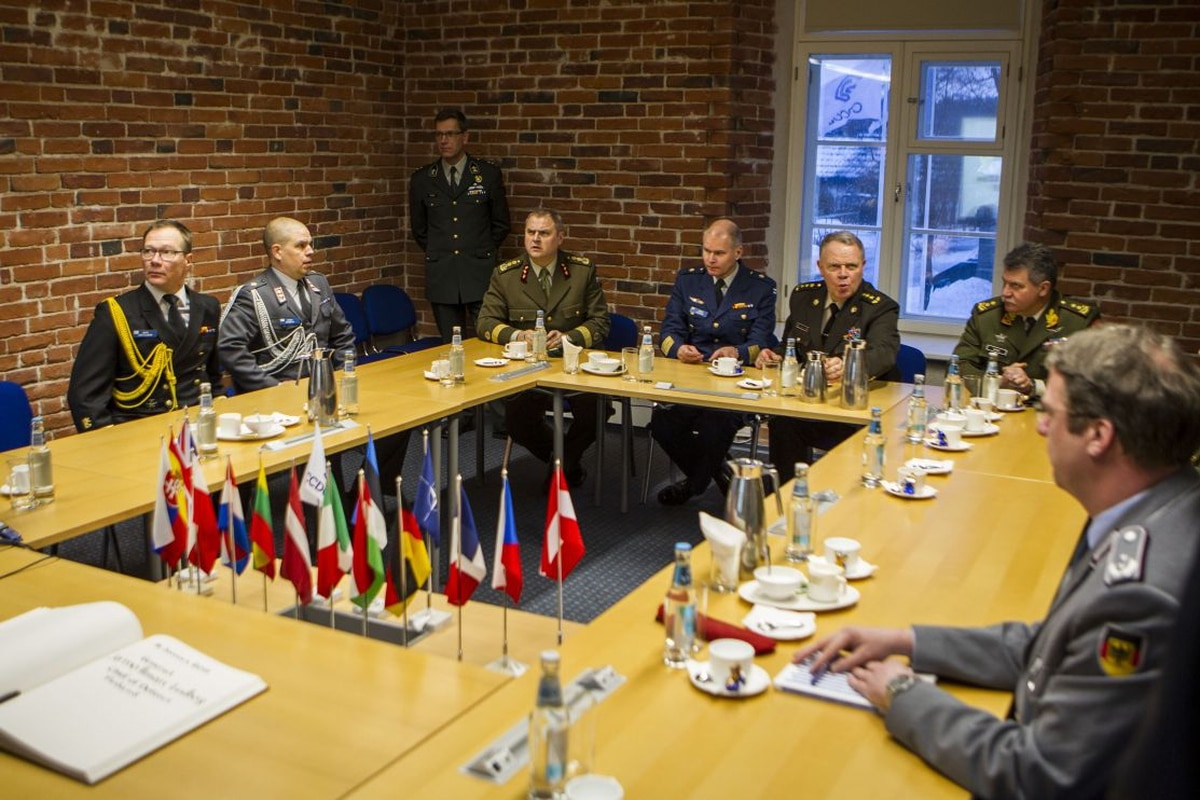 Joint Cyber Training New Nordic Priority