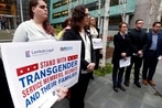Pentagon: No changes to policy on transgender troops, for now