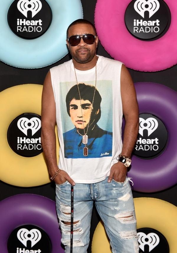 LAS VEGAS, NV - MAY 30: Singer Shaggy attends The iHeartRadio Summer Pool Party at Caesars Palace on May 30, 2015 in Las Vegas, Nevada. (Photo by David Becker/Getty Images for iHeartMedia)