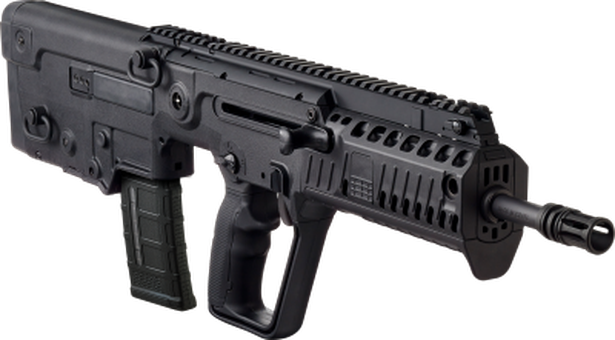 Will The Army Pick A Bullpup For Its New Rifle Several