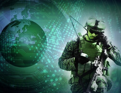 Amazon Web Services plans to protest the JEDI cloud. (Photo by Marine Corps)