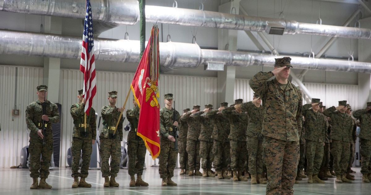 Long Term Loan >> North Carolina Marines deploy for missions in Eastern Europe