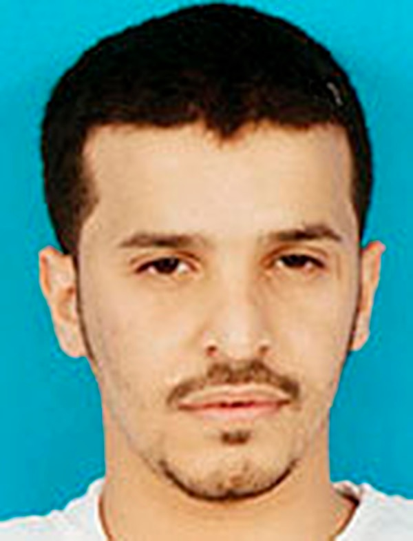 This image provided by the FBI shows Ibrahim al-Asiri. Yemeni security officials say al-Qaida's chief bomb maker behind the 2009 Christmas Day plot to down an airliner over Detroit was killed in a US drone strike earlier this year. The officials' statement comes after a U.N. report that Ibrahim al-Asiri, associated with major al-Qaida aviation plots, may have been killed in the second half of 2017. (FBI via AP)