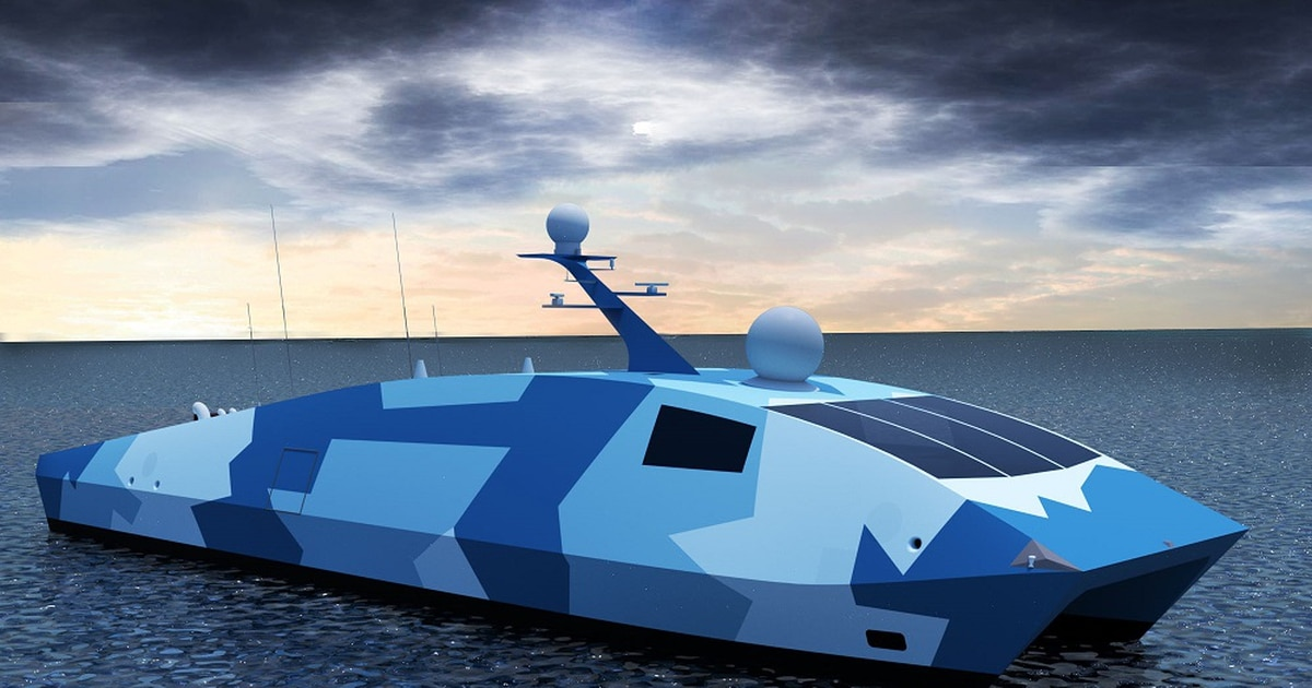 DARPA's latest mad science experiment: A ship designed to operate completely without humans