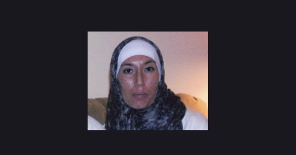 This 2012 photo released by the Department of Justice shows Monica Elfriede Witt. The Justice Department on Wednesday announced an indictment against the former Air Force intelligence speccialist, who defected to Iran in 2013 and is currently at-large. (Department of Justice via AP)