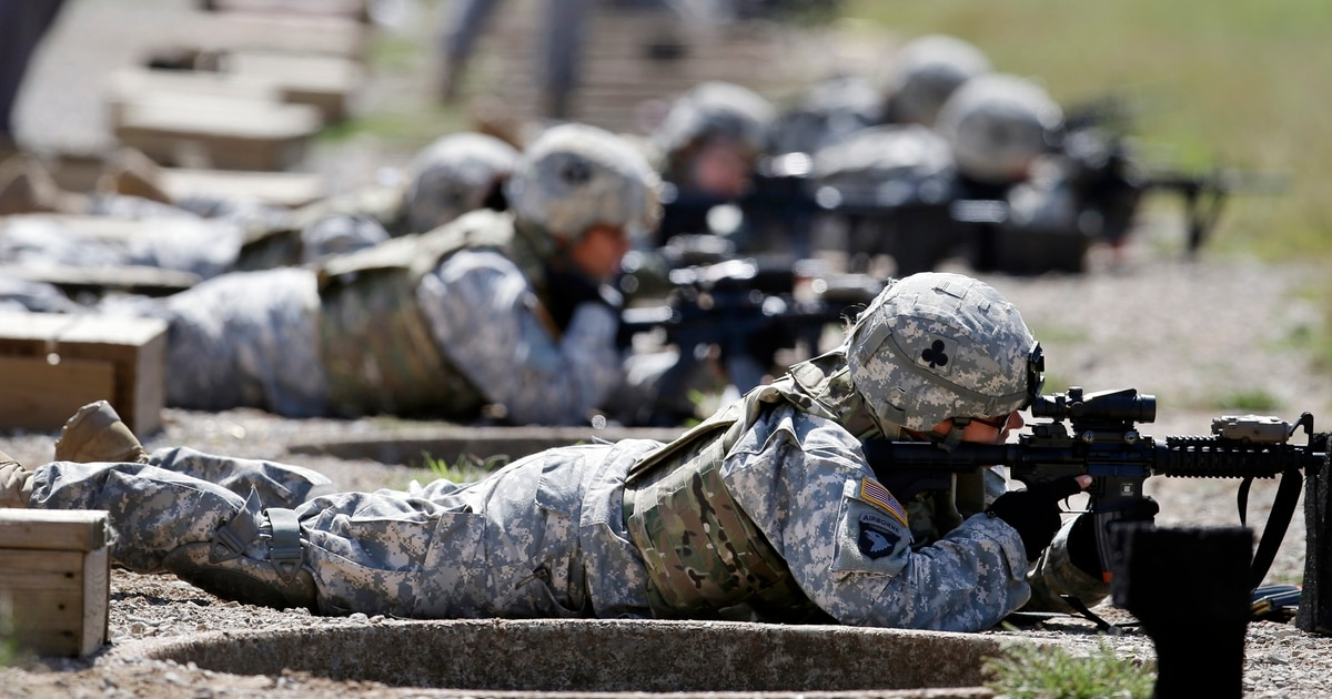 5e1627937363a U.S. commandos say no to women in special operations jobs