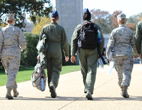 Advocates worry that the emergency response to the ongoing coronavirus pandemic could take away attention from other needed changes within the Veterans Affairs system. (Photo courtesy of VA)
