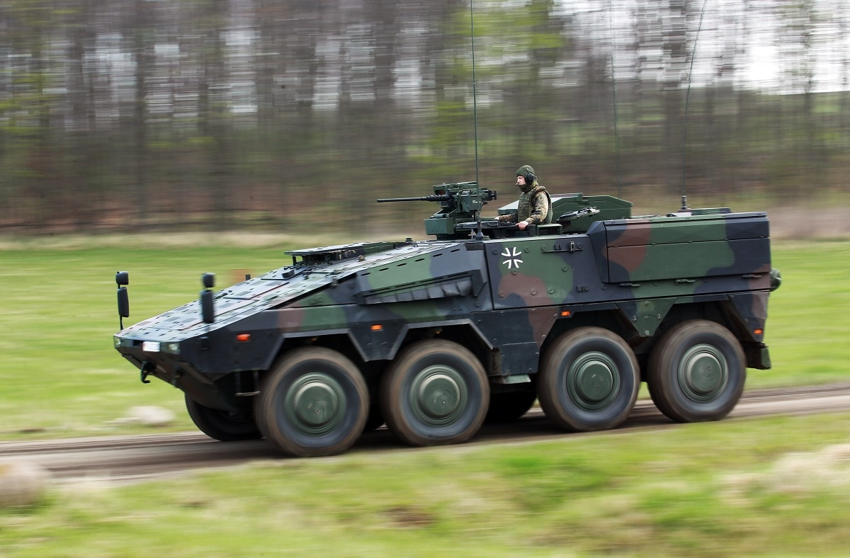 British Mod Names Boxer Vehicle As Best Choice For Army Brigades But Lawmakers Skeptical