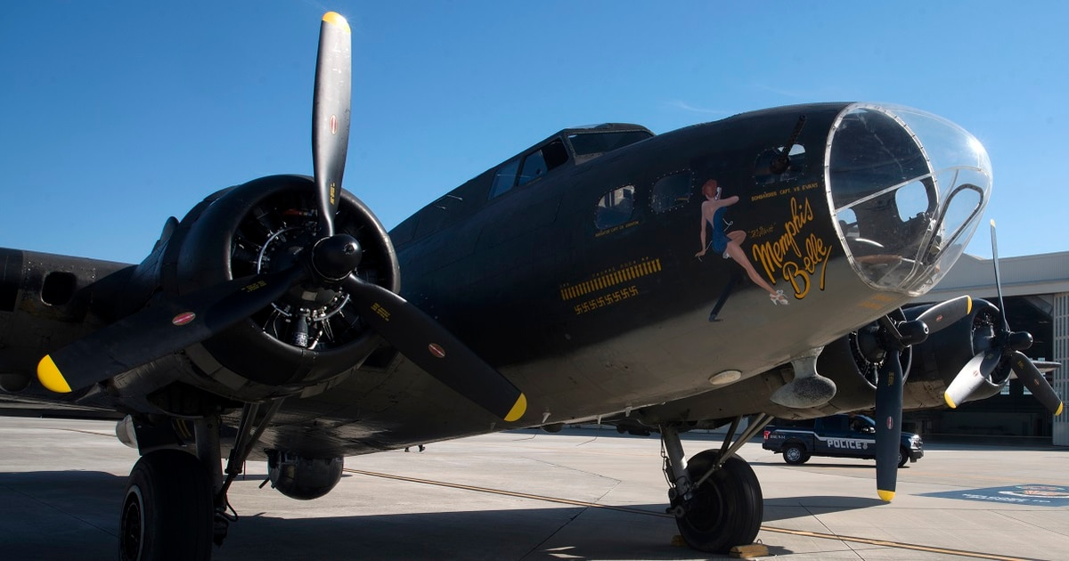 Would you still fly in a B-17 Flying Fortress? Readers respond in Air Force Times poll