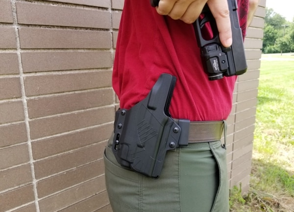 You know you want a Raven Concealment holster — and now