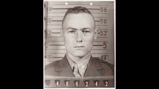 Marine Corps Reserve Pfc. Charles D. Miller (DPAA)