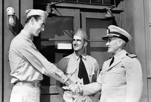 Ted williams describes korean war service in letters for Ted s fishing station