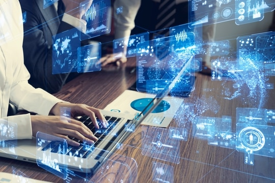 Untold hours each year are swallowed up by tasks automation could streamline, ultimately eliminating associated waste. (metamorworks/Getty Images)