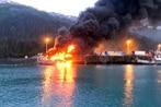 Coast Guard probing dock explosion