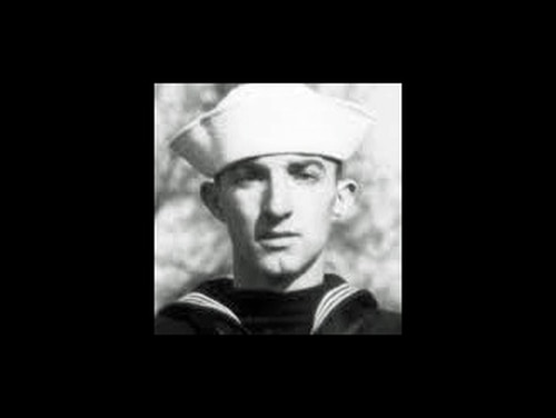 Seaman 1st Class George E. Naegle (Defense POW/MIA Accounting Agency)