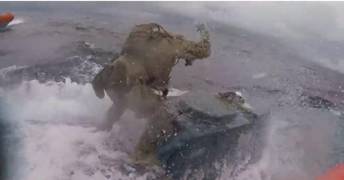VP Pence lauds Coast Guard crew for massive cocaine haul