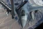 Lockheed keeps F-16 production line going with Bahrain deal