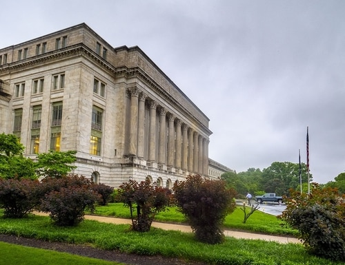 The USDA wants to consolidate contact centers for its customers. (Preston Keres/USDA)