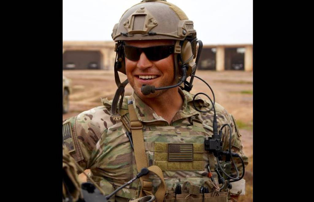 Green Beret killed during water training identified