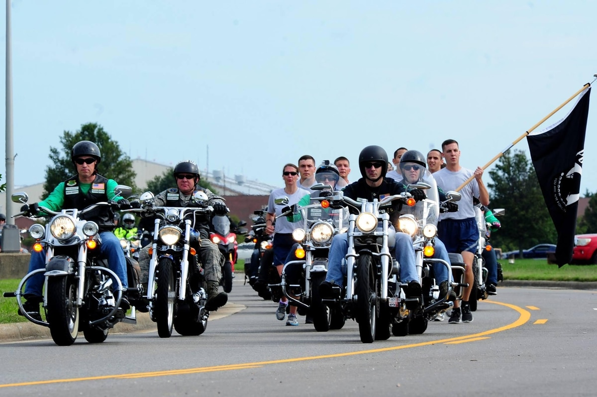 A new surge is fueling membership in military motorcycle clubs