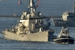 Navy crews at fault in fatal collisions, investigations find