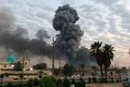 Iran-backed militias blame US for attacks on bases in Iraq