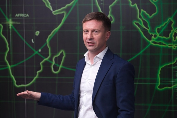 Oleksandr Danylyuk is the chairman and founder of the Centre for Defense Reform, an independent think tank in Ukraine focusing on promoting development and reforms in that nation's defense and security sectors.