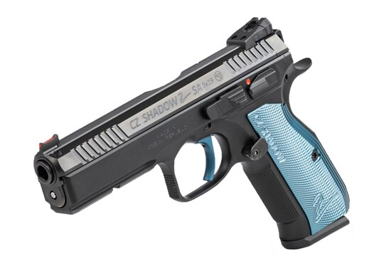 The new CZ Shadow 2 SA makes an excellent choice for competition shooters, range plinking and even self defense.