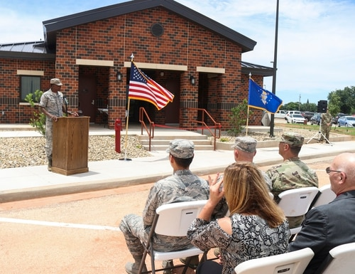 New temporary lodging facilities opened at Dyess Air Force Base, Texas, in June. Rates increased effective Nov. 1 at most Air Force official lodging facilities. (Staff Sgt. David Owsianka/Air Force)