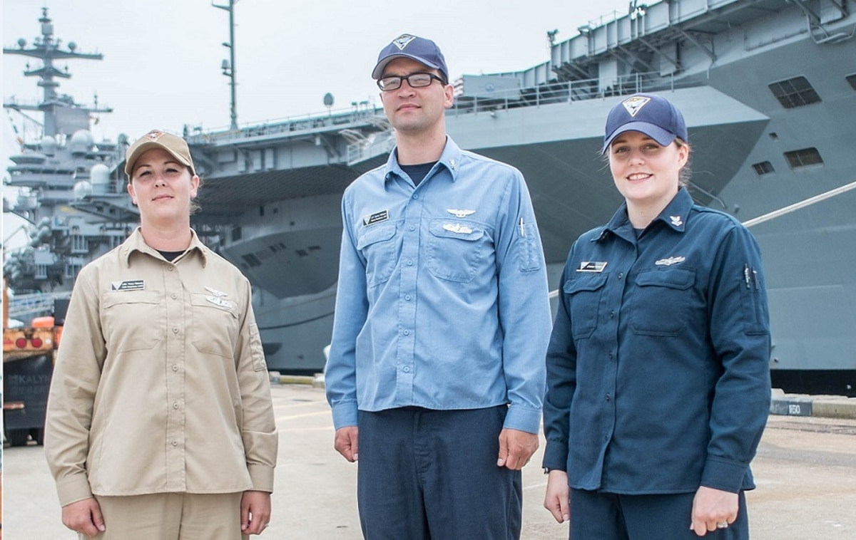 6c972d843792 Have you seen the uniforms the Navy is testing  Tell us what you think