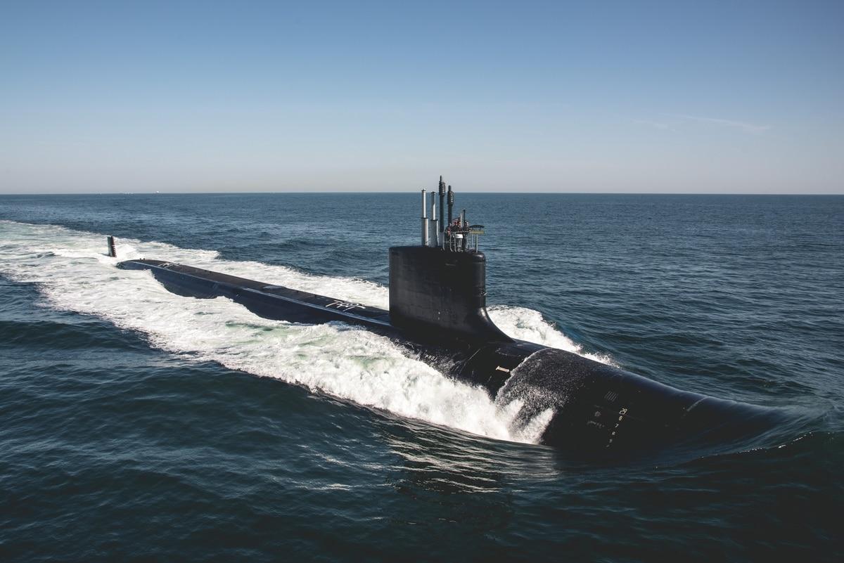 Pifias de la industria militar norteamericana:Siderurgica proporcionó acero de baja calidad para los submarinos de la Marina de los EE. UU. RJYA5MJKBRAMXOTBACL6QRRC7E