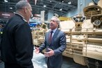 Interview: BAE Systems CEO DeMuro talks priority programs, and the Trump 'proactive' approach