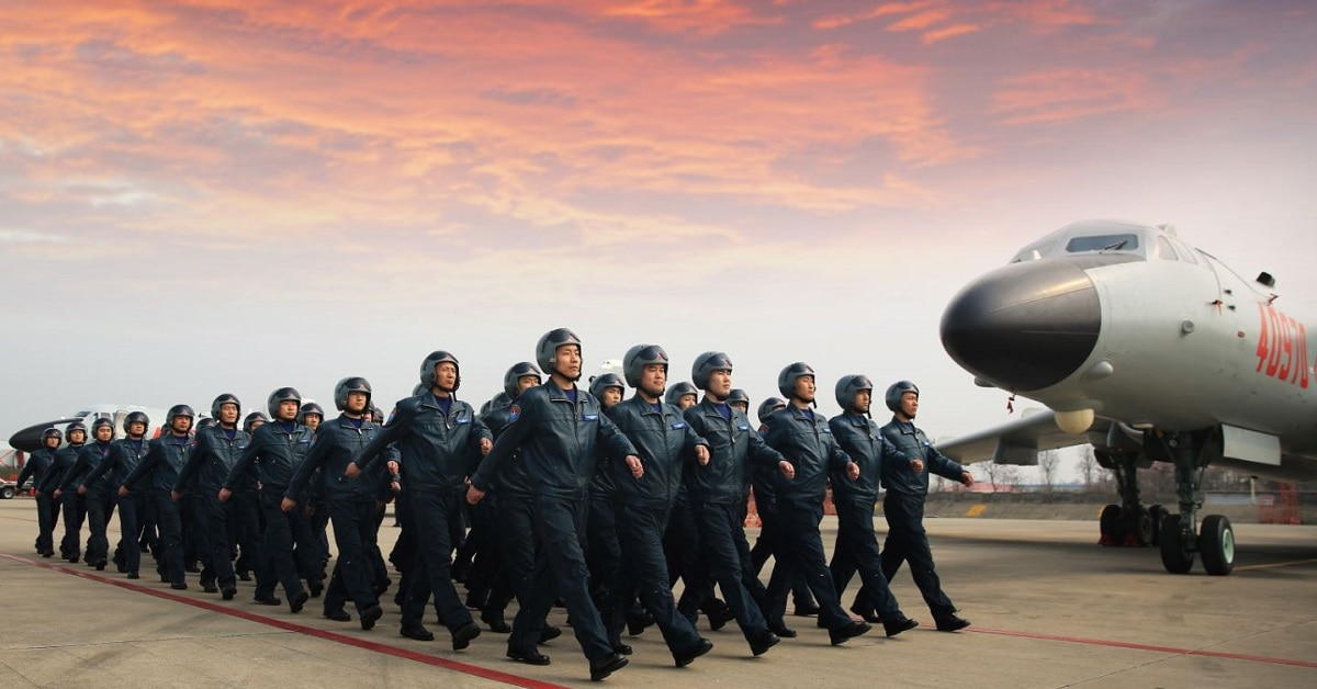 china aims to defeat the us air force without firing a shot here s how