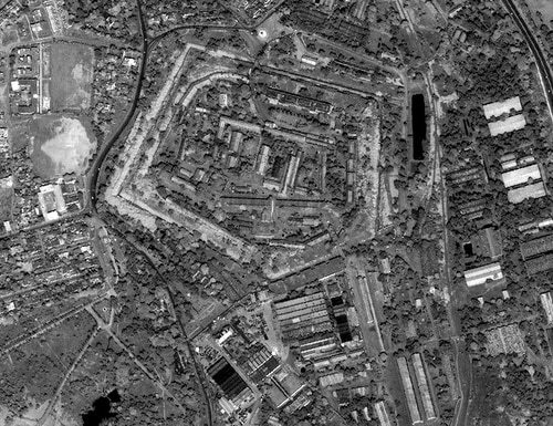 Despite information sharing hurdles between the U.S. and coalition partners, geospatial intelligence has served as a difference maker in providing partners confidence for targeting data. (National Geospatial-Intelligence Agency photo)