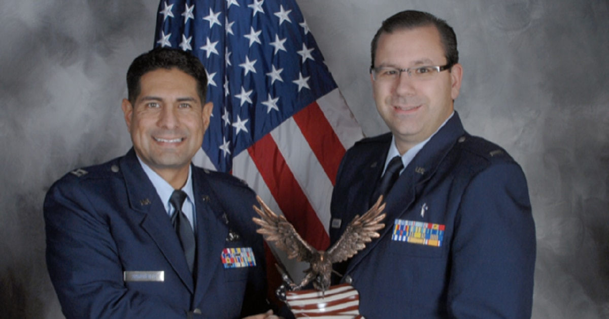 9a873a16ce1 Air Force chaplain allegedly denied new position after converting to Judaism