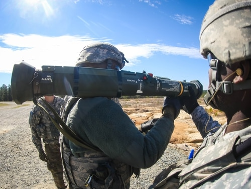 The Army is looking into a study that says shoulder-fired weapons could cause traumatic brain injury. (U.S. Army photo)
