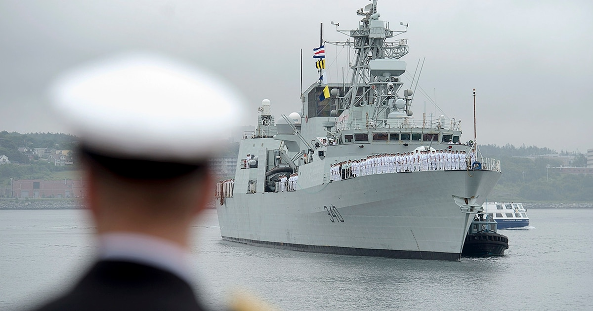 US okays Aegis sale to Canada worth $1.7 billion