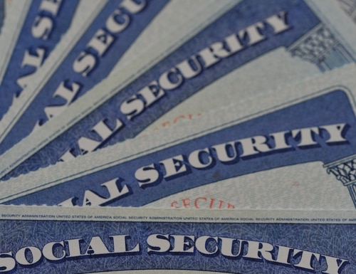 Researchers are feeling blue about the paper Social Security card because the market for cybercriminals stealing the data has been white hot. (Markus Kuncoro)