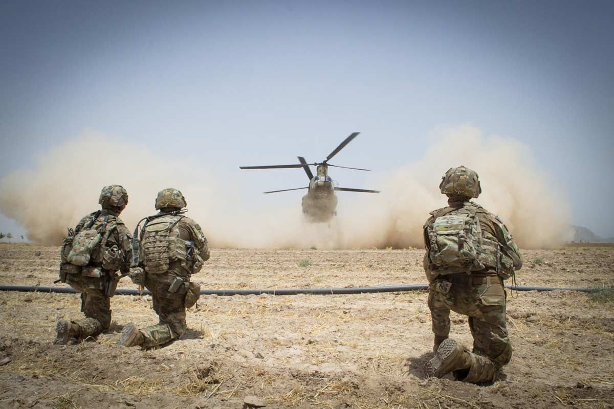 Taliban say differences resolved in peace talks on US troop