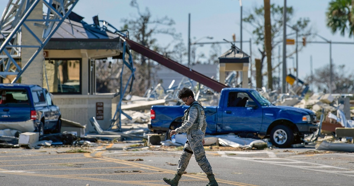 DoD: Majority of mission-critical bases face climate change threats