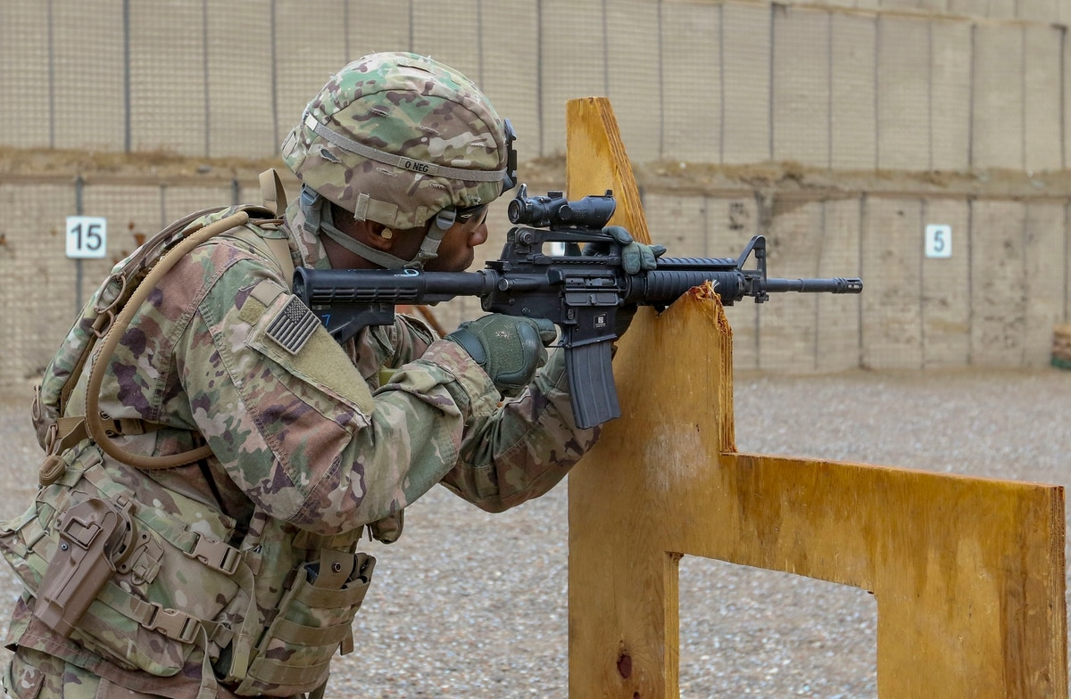 Army cancels short-term rifle replacement program
