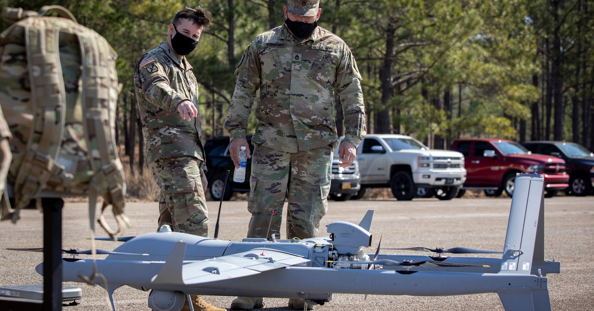 US Army's unmanned aircraft rodeo firms up requirements for Shadow replacement