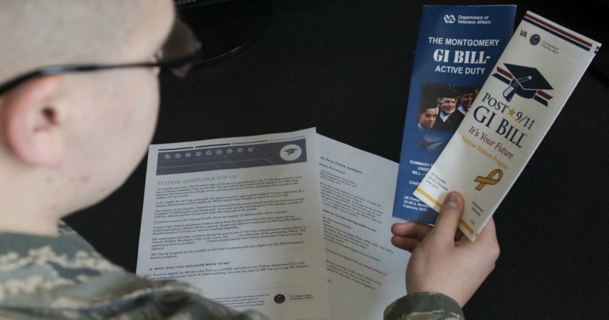 GI Bill repayments for tens of thousands of student veterans will wait until next summer