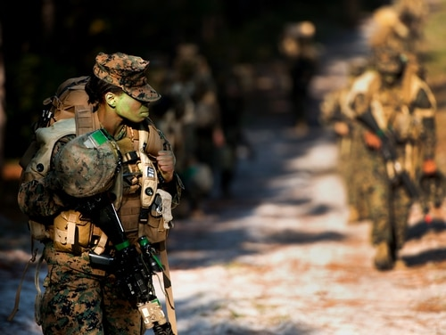 In addition to extending the standard SOI course and adding new skills to the curriculum, the course will start training Marines for the new geographic focus and strategy. (Sgt. Tyler L. Main/Marine Corps)