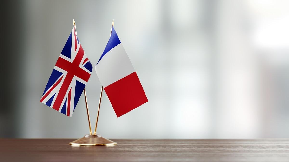 Kết quả hình ảnh cho france uk flag